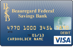 BFSB Visa Credit Card